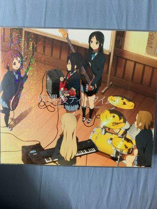 K-ON ALBUMS TO LET GO!!!