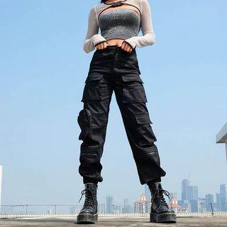 Quinn pocket cargo pants