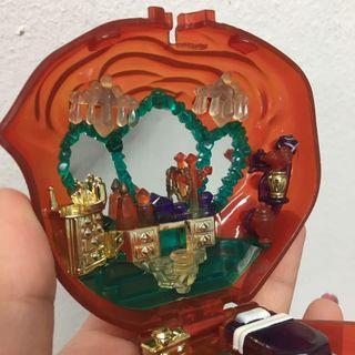 Vintage Polly Pocket Perfume Rose Incomplete Set