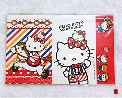 Hello Kitty卡貼組🐱