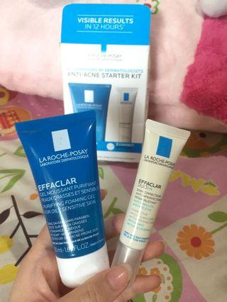La Roche Posay Effaclar Duo Anti Acne Starter Kit