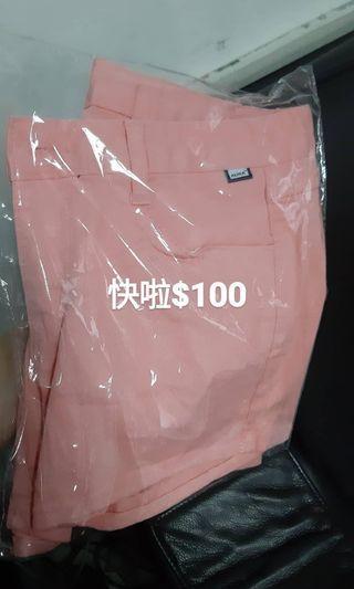 全新韓國短褲