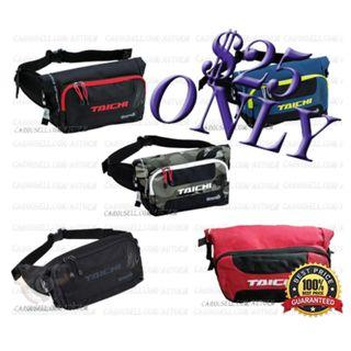 Selections of Waterproof RS Taichi RSB 270 Waist Sling Riding Pouch Bag