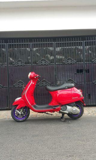 Vespa Lx 150 3v 2013