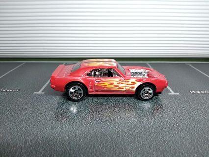 Hotwheels 67' Pontiac Firebird