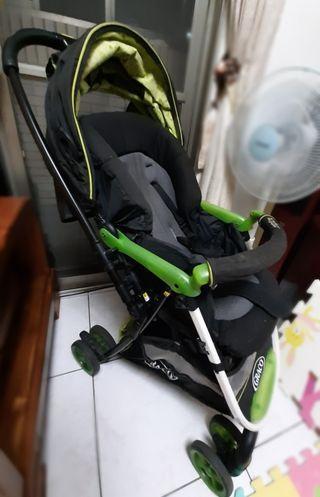 Graco Ace綠精靈嬰幼兒推車