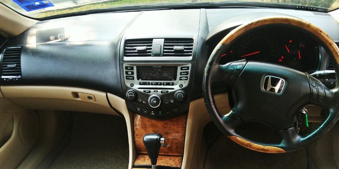 2004 Honda ACCORD PREMIUM 2.4 (A) DP 3990 LOAN KEDAI KERETA