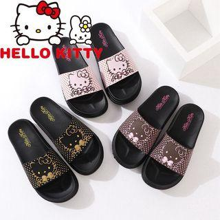 hello kitty sandal