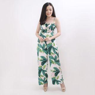 Jumpsuit lisa leaf