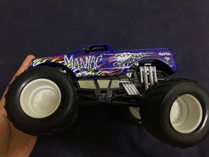 Hotwheels Monster truck jam