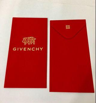 Red Packet 2019 Year of Pig by Givenchy