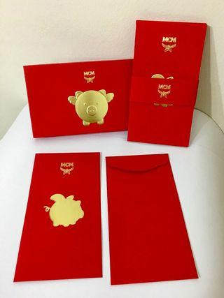Red Packet 2019 Year of Pig by MCM
