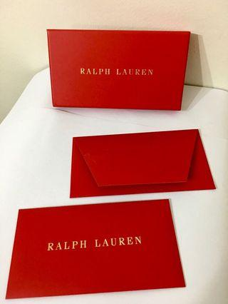 Red Packet 2019 Year of Pig by Ralph Lauren
