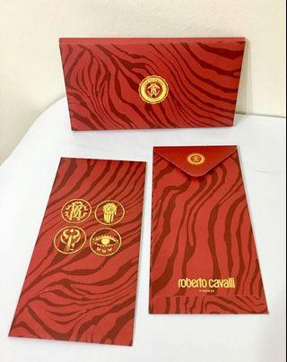 Red Packet 2019 by Roberto Cavalli Firenze Italy