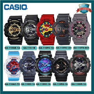 Casio watches G-SHOCK Multifunctional Quartz Mens Watch