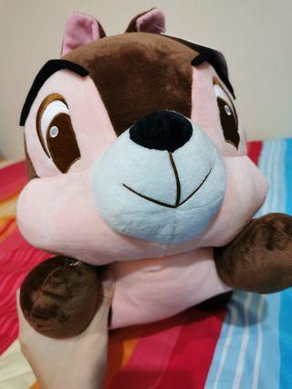 10 inches big  chipmunk Soft Toy