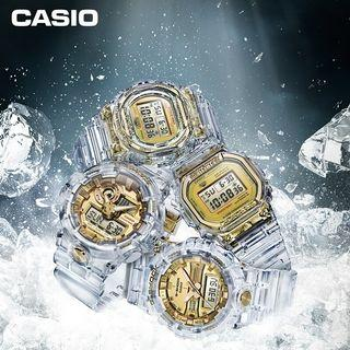 G-Shock 35th Anniversary Limited Edition original Gold DW-5735E-7