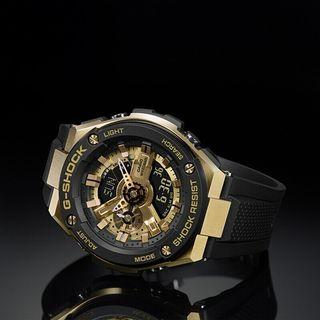 Casio G-Shock GST400 GST410 Men Sport Quartz Watch