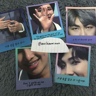 WTS BTS PC [Fansite MD R&V in Singapore]