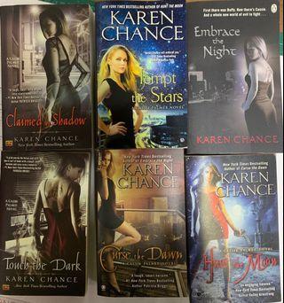 A Cassie Palmer Novel Series - Karen Chance