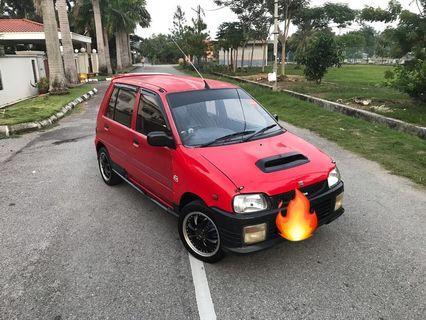 Perodua Kancil L2s turbo
