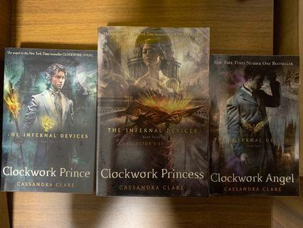 The Internal Devices Series - Cassandra Clare