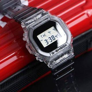 [2YEARS WARRANTY] Casio G-Shock DW-5600SK-1DR Youth Unisex