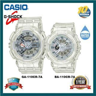 🚚 Casio G-Shock sport watches Waterproof Couple Lover's Watch GA
