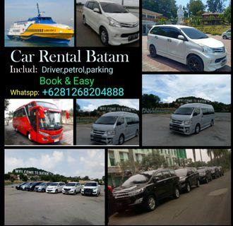 Private tours and tours batam