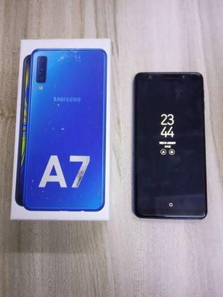 Urgent Sale. Samsung Galaxy A7 (2018)