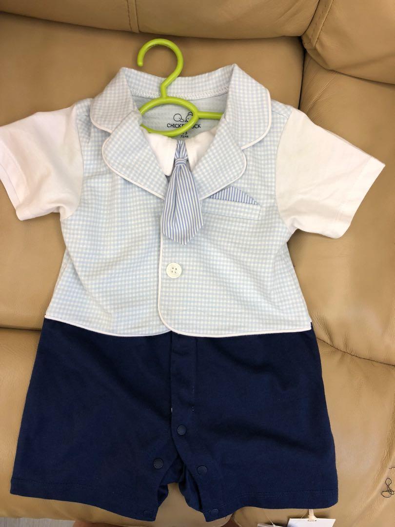 6-6個月嬰兒西裝(新淨)