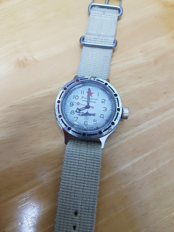 蘇聯軍錶 CCCP Military Watch