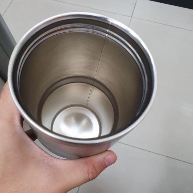 絕版 Starbucks x Stanley 聯名款 綠不鏽鋼 Togo杯 (含吸管)