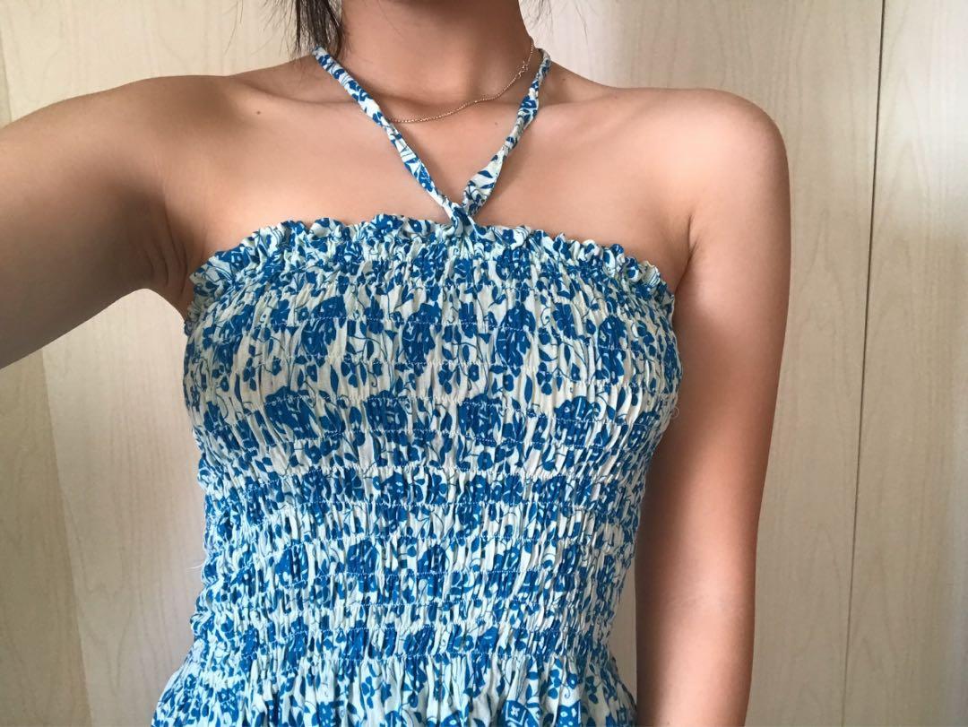 🖤 thai styles maxi/ midi dress
