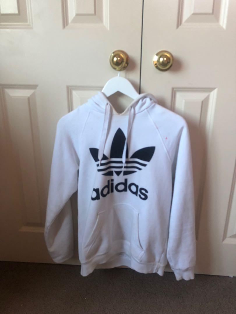 Adidas hoodie xs