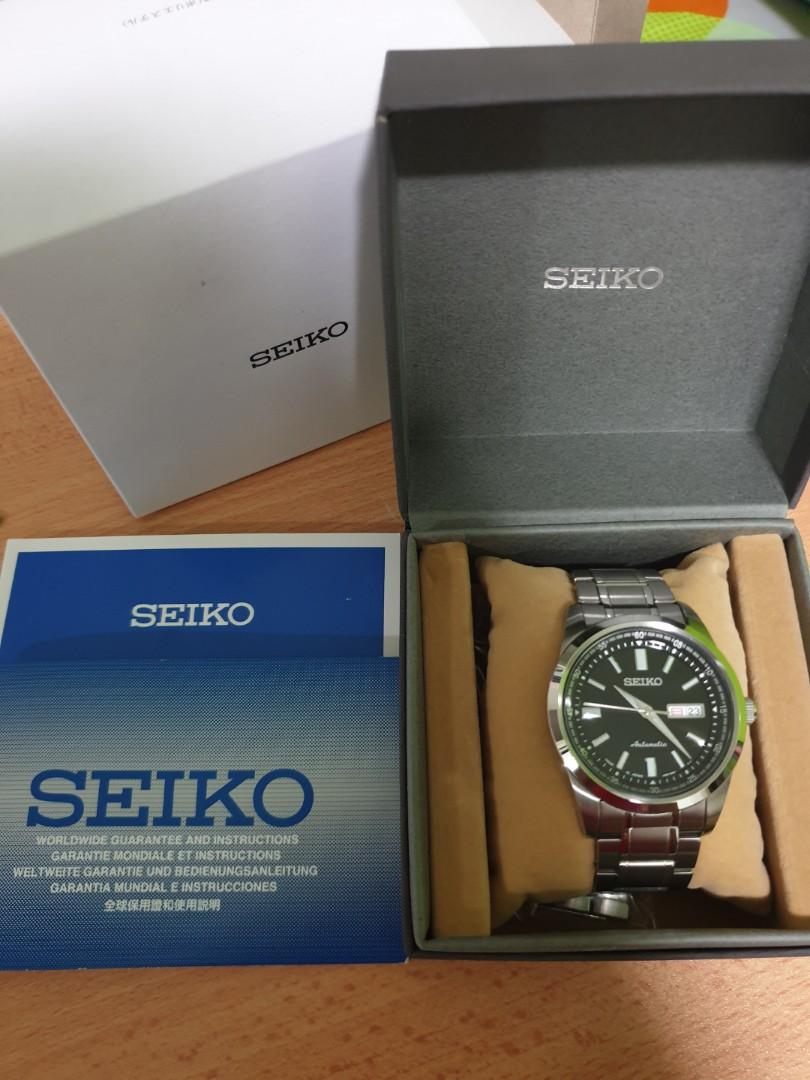 cheap for discount fd97c 48097 BRAND NEW] Seiko Sarv003 JDM, Men's Fashion, Watches on ...