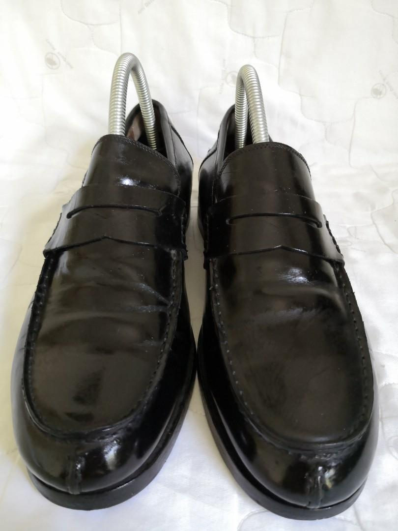 CALPIERRE Italy Made Loafer 6.5uk