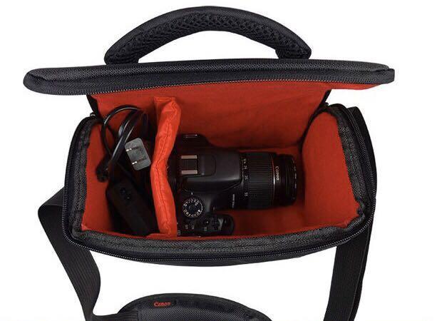 Canon單反相機包/攝影包100D KISS X7 80D 550D 600D 700D 750D『📦預購&現貨』