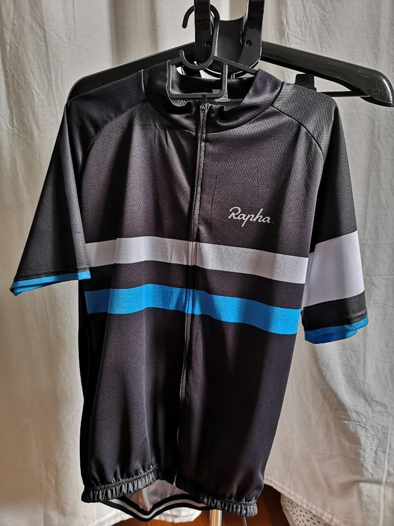 BNWT. Rapha Club Jersey Grey//White Top Various Sizes