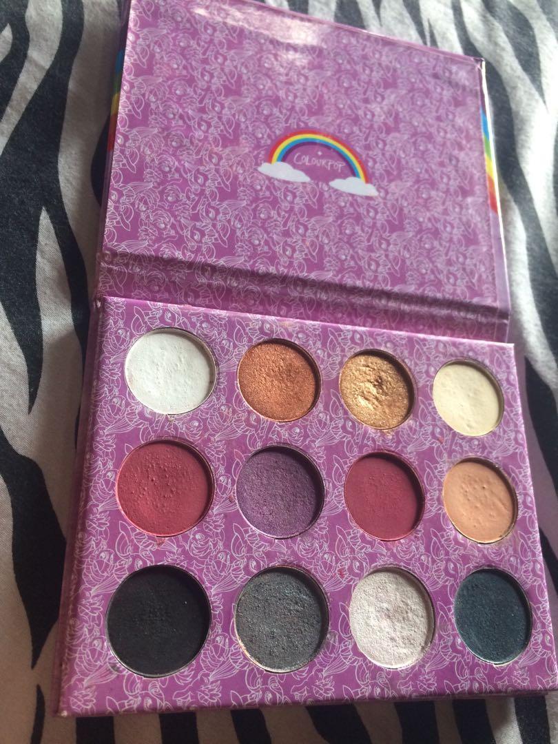 Eyeshadow Pallete colourpop