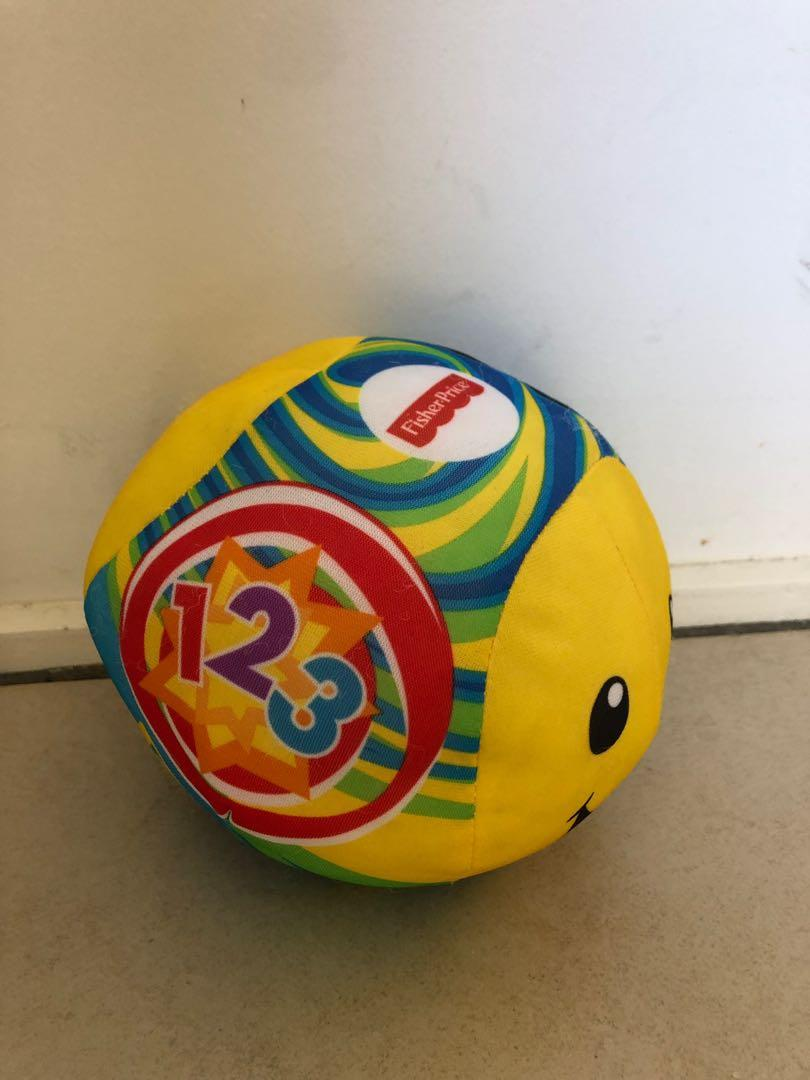 Fisher-Price Laugh & Learn Bowl With Me - Great Condition