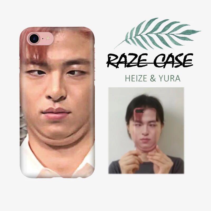 (GO) iKON Junhoe Bobby Hanbin BI funny face phonecase