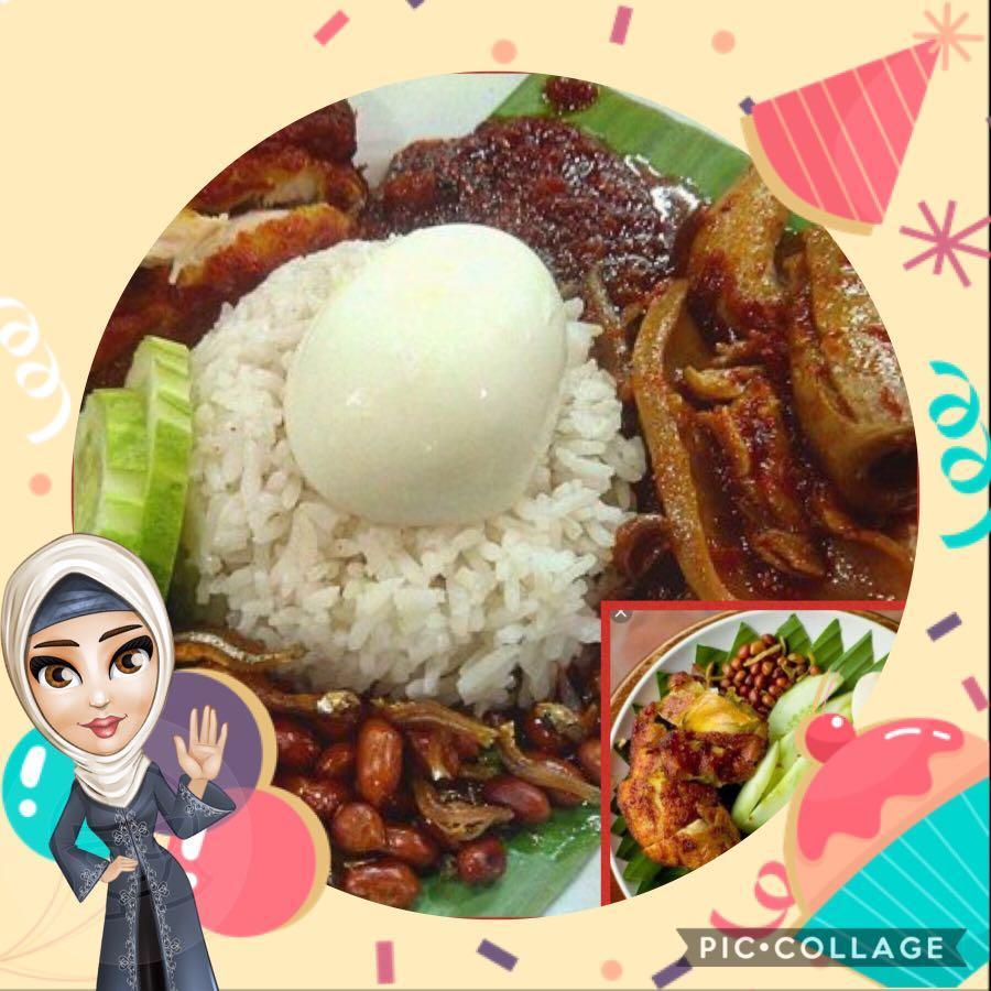 Halal Muslim food