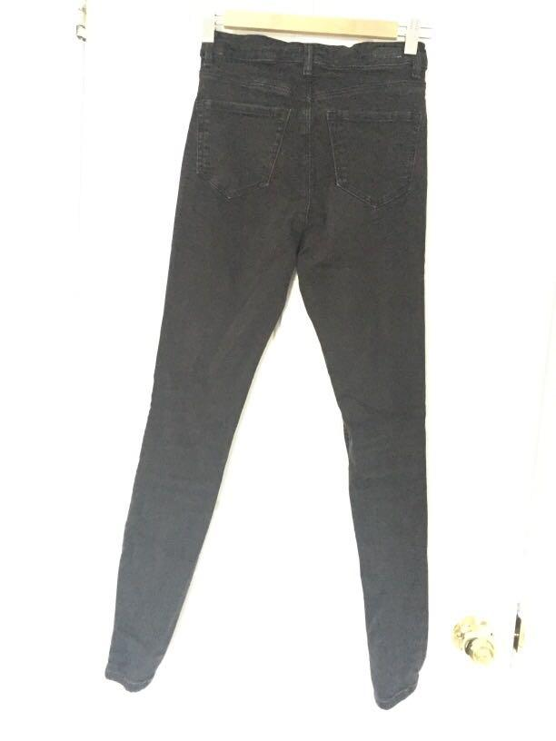 High waist skinny jeans - Eighty Two denim, size 25