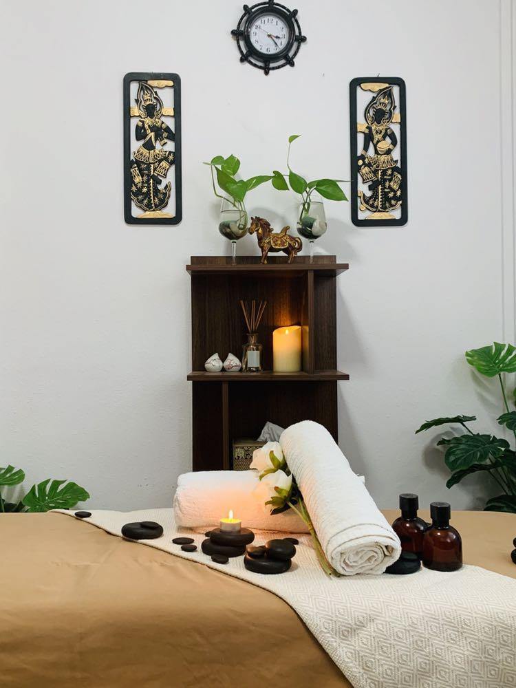 Home  massage,facial for ladies  only