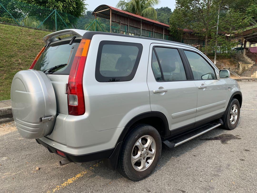 Honda CRV 2.0 I-VTEC ~ Masih Boleh dpt Loan, Pasti LuLus ~