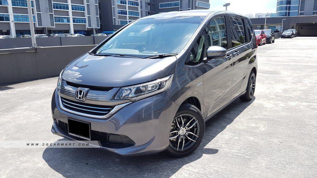 Honda Freed Hybrid 1.5