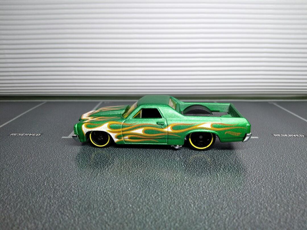 Hotwheels 71' El Camino