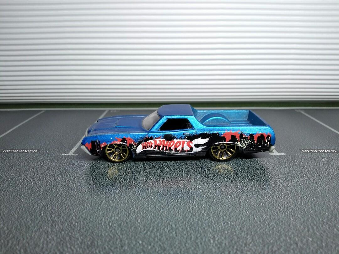Hotwheels 72' Ford Ranchero