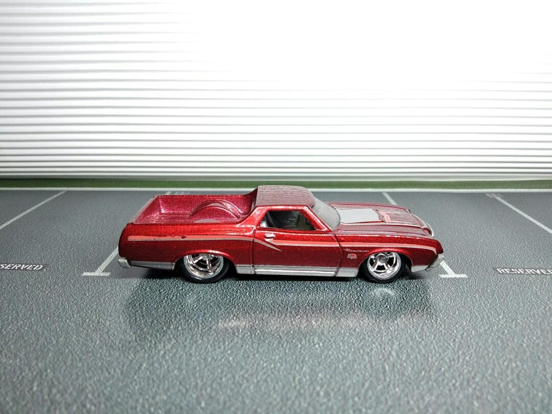 Hotwheels 72' Ford Ranchero